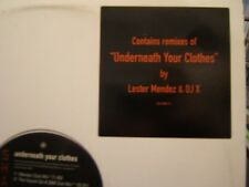 Shakira Underneath Your Clothes Dj USA 12""