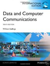 Data and Computer Communications 10E + Access Code by Stallings 10th