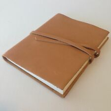 RUSTICO Venture Notebooks Leather Journals Diary Christmas Gifts Buckskin