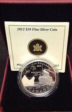 2012 Canada RMS Titanic $10 Silver Coin