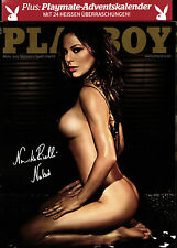 PLAYBOY D 12/2011 Dezember - Naike Rivelli + Adventskalender - Abo-Cover