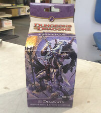 Wizards Dungeons & Dragons DND Miniatures Game Demonweb Booster Pack Sealed