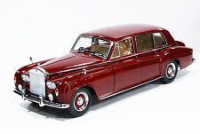 1/18 Rolls Royce Phantom VI red Diecast Model 1009