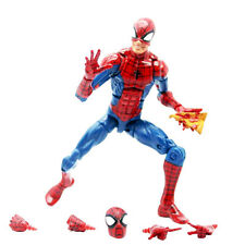 "Harsbro Marvel Legends 6"" Pizza Spiderman Action Figure Toy Kids Gift Xmas Rare"