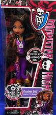 MONSTER HIGH CLAWDEEN WOLF MUSIC FESTIVAL  DOLL NRFB