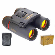 ORIGINAL SAKURA 30 x 60 zoom MINI COMPACT BINOCULARS TELESCOPES Day and Night