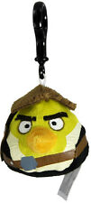 Star Wars Angry Birds Han Solo Plush Toy Caricature BackPack Clip On Key Ring