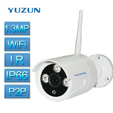1.3MP Kamera IR IP WIFI P2P Cam Überwachungskamera In/Outdoor CCTV Mini Nacht