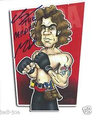 Clay Guida The Carpenter UFC Signed Autograph 8x10 Photo MMA