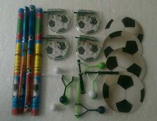 16 x Soccer Football Boys Party Bag Favours/Fillers Cheap Gifts - Postage Offer