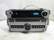 07 08 Chevrolet Equinox Radio Cd Player 25956994  CK7915