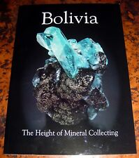 extraLapis English No.12 BOLIVIA - The Height of Mineral Collecting 2009 Mines