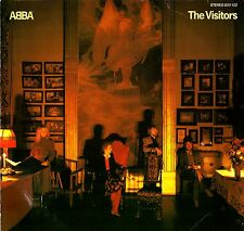 "ABBA - The Visitors 1981 (Vinile = NM) LP 12"" Con Testi Interni"