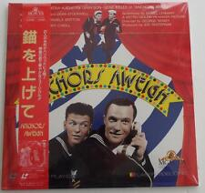 ANCHORS AWEIGH  Frank Sinatra  Gene Kelly  LASER DISC  JAPANESE  SUBTITLES