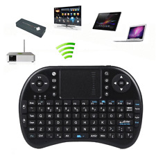 2.4G RF Mini Wireless Keyboard Mouse Touchpad Handheld Android TV BOX HTPC USAU