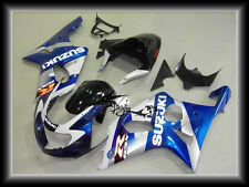 Injection Molding Fairing Bodykit Cover For Suzuki 2001-02 GSX-R GSXR1000 K1 02