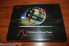 BNIB SPICA 25 IN 1 NOTEBOOK ROYAL PACK