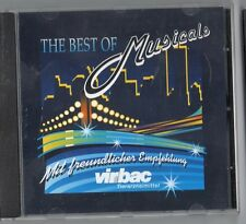 Musik CD THE BEST OF MUSICAL