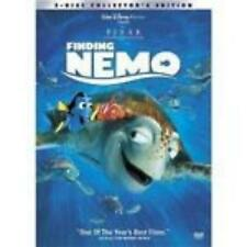 Finding Nemo 2-Disc Collector's Set DVD Movie Video Marlin clown fish missing