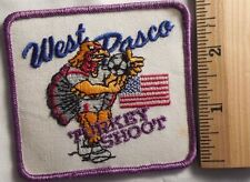 WEST PASCO TURKEY SHOOT PATCH (SOCCER)