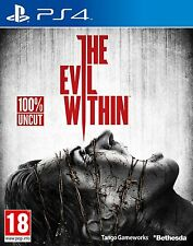 PS4 Gioco The Male Within Incl. DLC the Combattimenti Chance Pacco Uncut nuovo