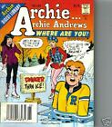 Archie Archie Andrews Where Are You? digest #105