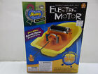 SLINKY BRAND ELECTRIC MOTOR EXPERIMENT 152 BATTERY POWERED BOAT BNIB 02013 KIT
