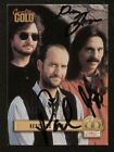 Restless Heart signed Country Music Trading Card