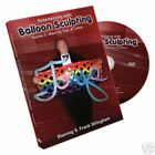 Entertaining w/ Balloon Sculpting DVD #3 -Twist Weaving, Fun Toys & Big Letters