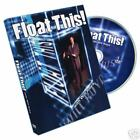 Float This DVD - Hummer Card, Floating Dollar Coin, Self Levitation Magic Trick