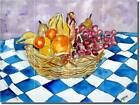 McCrea Fruit Still Life Art Decor Ceramic Tile Mural