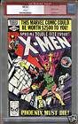 X-Men #137 CGC 9.4 NM WHITE Pages Universal
