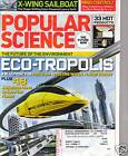 Popular Science July   2008