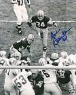 Packers DON CHANDLER (d) Signed 8x10 Photo #3 AUTO SB I II Champ