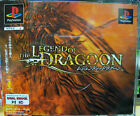 "SONY Playstation PS ""LEGEND OF DRAGOON""1st Ver. Full Set RPG FREE SHIPPING JAPAN"