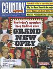 Alan Jackson Covers Country Weekly Magazine 1998