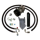 1964-65 GTO LeMans A/C ROTARY COMPRESSOR UPGRADE KIT Air Conditioning AC