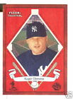 2002 FLEER TRADITION ROGER CLEMENS #500 * New York Yankees pitcher