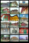 S Scale CD Photo Guide to Modeling Train Stations Vol 1