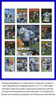 Dallas Cowboys Sports Illustrated Collage Poster