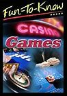 Casino Games DVD