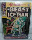 THE X-MEN #47 XMEN Beast Ice Man 1968 Silver Age FAIR