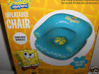 SpongeBob-Inflatable Full Size Chair`Ages 3+`Free To US