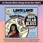 Tefteller's Blues Images Classic Paramount Blues Songs From the 1920's CD Vol. 4