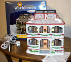 Santa's Workbench RIVERVIEW MANOR - NIB!