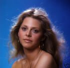LINDSAY WAGNER SEXY BARE SHOULDERED GLAMOUR 12X12 PHOTO