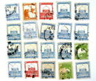 LOT 20 PALESTINE THE DOME OF THE ROCK USED STAMPS *