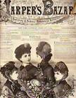 1881 Harper's Bazar Feb 5- Scenes of Norway and fashion