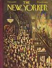 1957 New Yorker February 16 - The Theatre Doors open