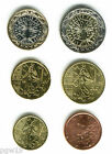 France 2002 - Set of Euro Coins (UNC)